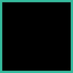 KALLE Mint-Rahmen