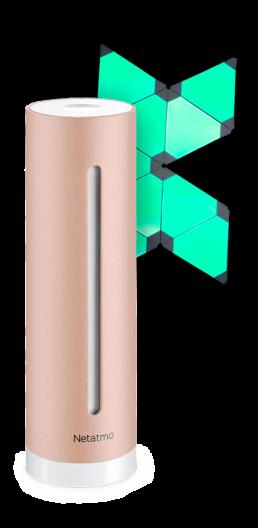 KALLE_Netatmo und Nanoleafs