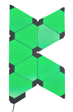 KALLE CO2 Sensor Nanoleafs grün
