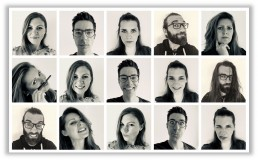 Collage_Das Team hinter KALLE